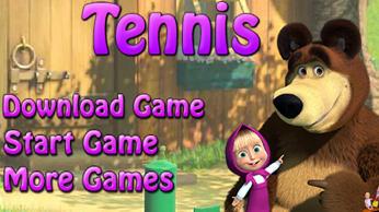 Игра: Маша и Медведь - Собирай мёд!