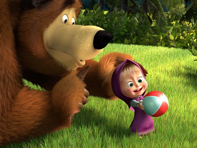 Маша и медведь новые серии 44 раз в год